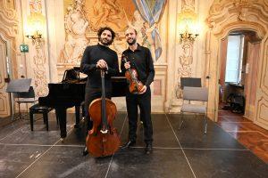 Marco Norzi e Luca Magariello
