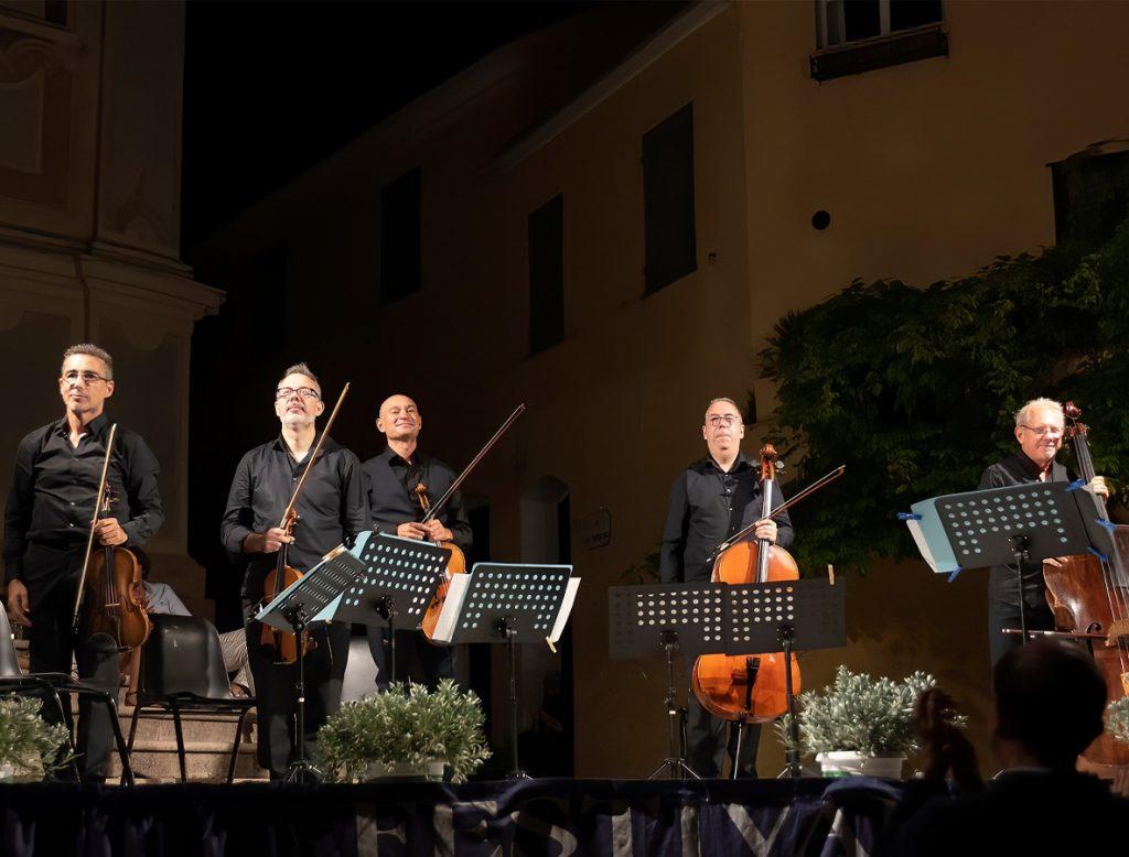 Archi all'Opera_Festival di Cervo