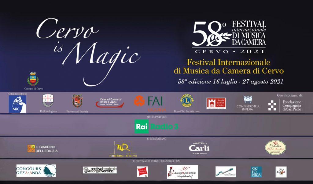 58° Festival di Cervo_Enti Partner
