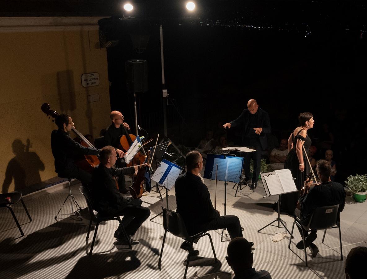 Orchestra Sinfonica Sanremo_Festival di Cervo