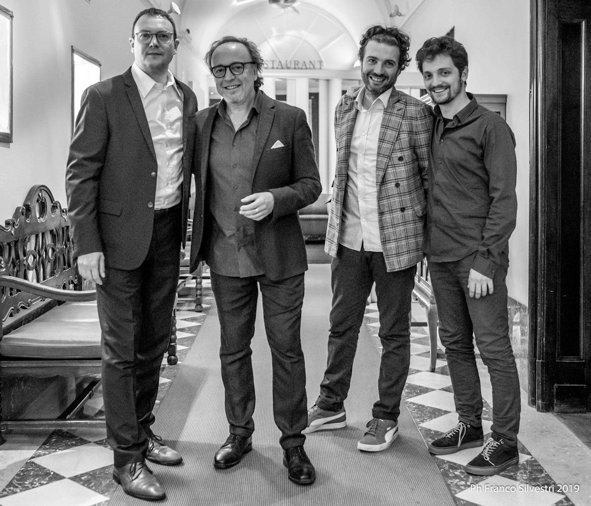 Rosario Bonaccorso Quartet